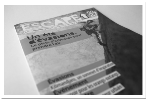 Magazine Escape